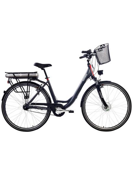 """TELEFUNKEN E-Bike »Multitalent«, Anthrazit 28 """", 7-gang, 13ah"""