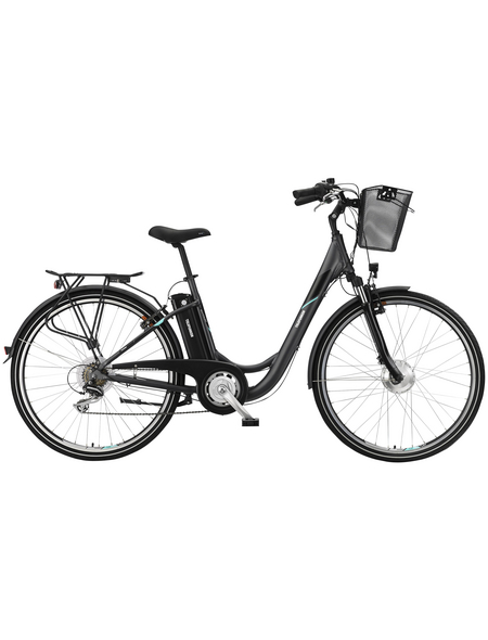 "TELEFUNKEN E-Bike »RC820 Multitalent«, 28 "", 7-Gang, 10.4 Ah"