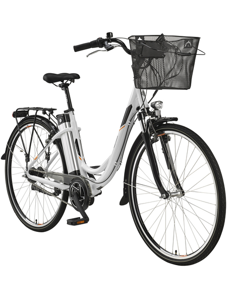 "TELEFUNKEN E-Bike »RC870 Multitalent«, 28"", 7-Gang, 10.4 Ah"