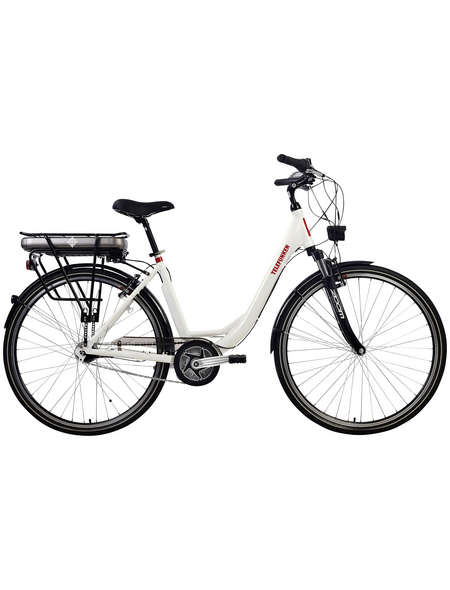 "TELEFUNKEN E-Bike »RC890 Multitalent«, 28 "", 9-Gang, 13 Ah"