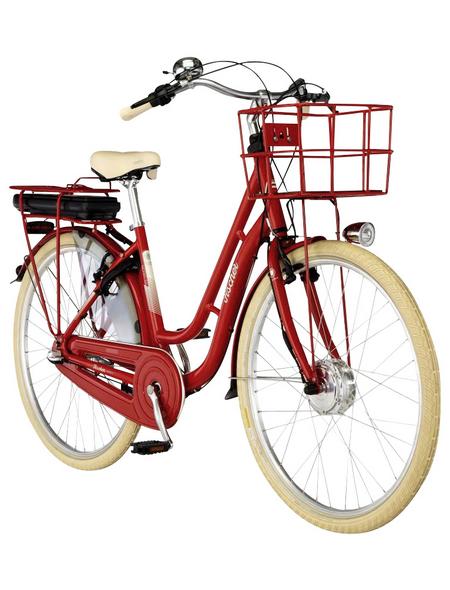 "FISCHER FAHRRAEDER E-Bike »RETRO 2.0«, 28"", 3-Gang, 8.8 Ah"