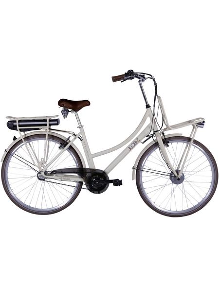 """LLOBE E-Bike »Rosendaal 2«, 28"""", 3-Gang, 10.4 Ah"""