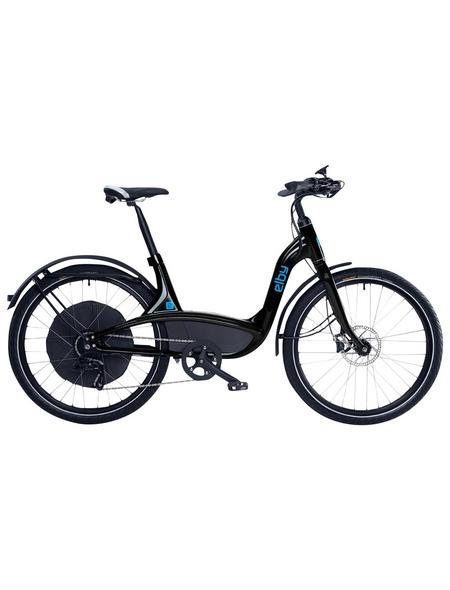 "ELBY E-Bike »S1«, Schwarz 26 "", 9-gang, 11.6ah"