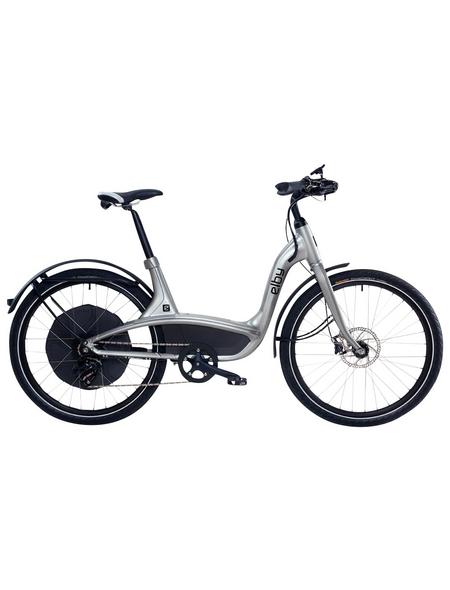 "ELBY E-Bike »S1«, Silberfarben 26 "", 9-gang, 11.6ah"