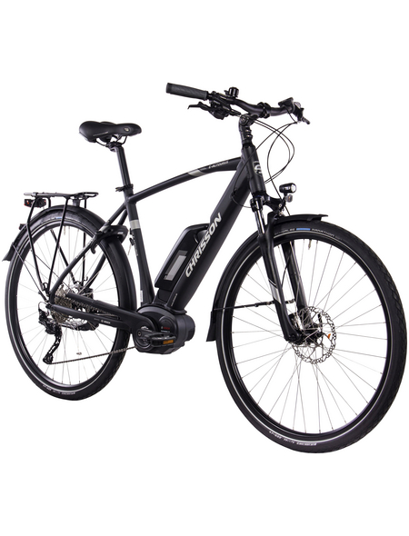 "CHRISSON E-Bike Trekking, 30 "", 10-Gang, 11.1 Ah"