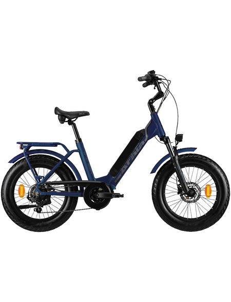 "ATALA E-Bike Trekking »Califfo«, 20"", 7-Gang, 10 Ah"