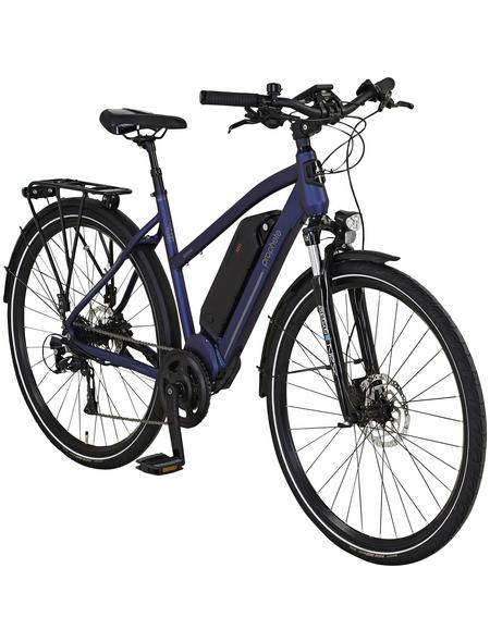 "PROPHETE E-Bike Trekking »Entdecker 21.EMT.10«, 28"", 8-Gang, 10.4 Ah, Trapez"