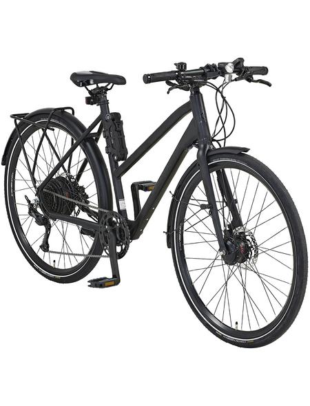 "PROPHETE E-Bike Trekking »Urbanicer 21.EMU.10«, 28"", 8-Gang, 7 Ah, Trapez"