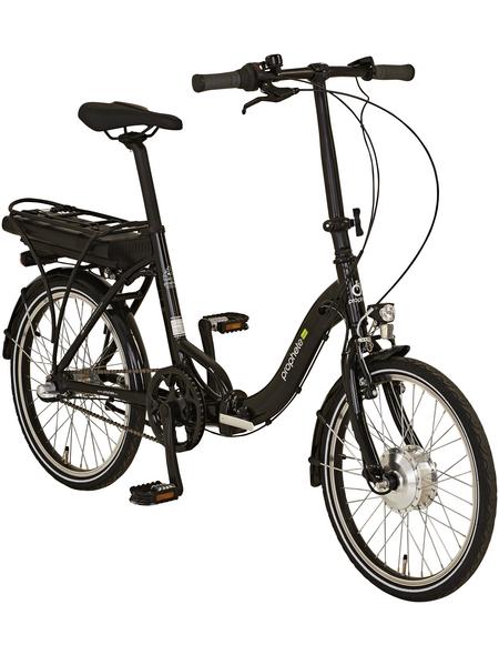 "PROPHETE E-Bike »URABNICER - 20.ESU.10«, 20 "", 3-Gang, 8.8 Ah"