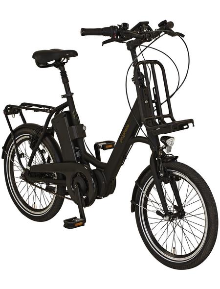 """PROPHETE E-Bike »Urbanicer 20.ETU.10«, 20"""", 7-Gang, 10.4 Ah"""