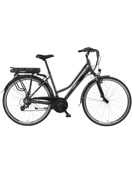 """TELEFUNKEN E-Bike »XT480 Exped.«, 28"""", 21-Gang, 10 Ah"""