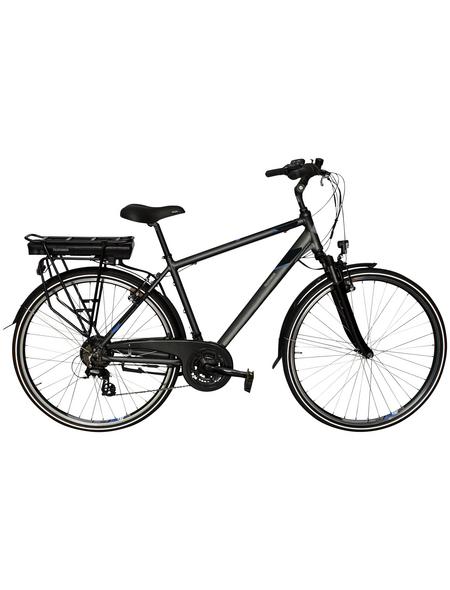 "TELEFUNKEN E-Bike »XT481 Expedition«, 28"", 21-Gang, 10.4 Ah, Diamant"