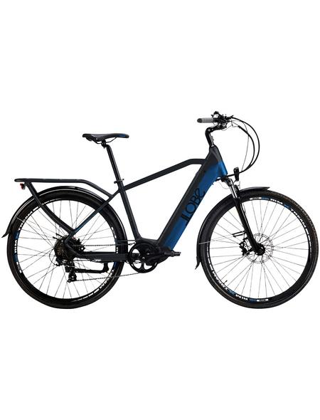 "LLOBE E-Bike »Yukon Gent«, 28"", 7-Gang, 13,2 Ah, Diamant"