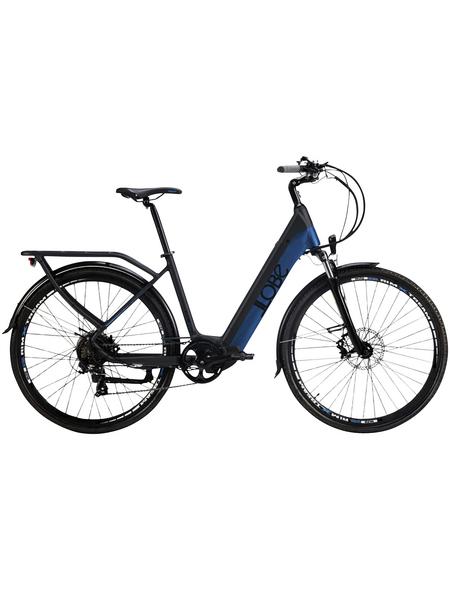 "LLOBE E-Bike »Yukon Lady«, 28"", 7-Gang, 13,2 Ah"