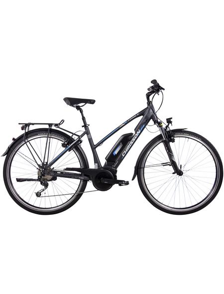 "CHRISSON E-Citybike »E-Rounder«, 28"", 9-Gang, 8.2 Ah"