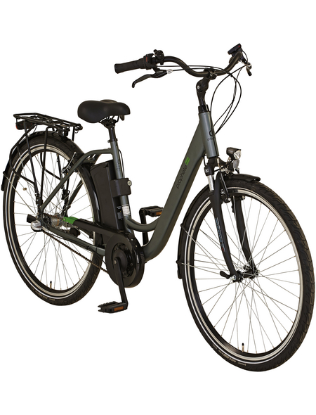 "PROPHETE E-Citybike »GENIESSER - 20.EMC.20«, 28 "", 3-Gang, 10.4 Ah"