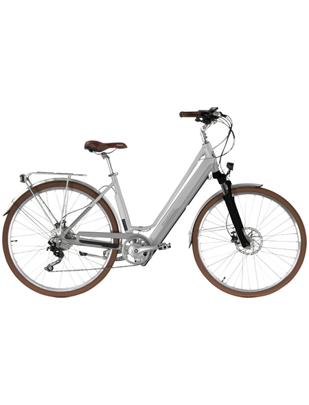 "ALLEGRO E-Citybike »Invisible City Plus«, 28"", 7-Gang, 10.4 Ah"