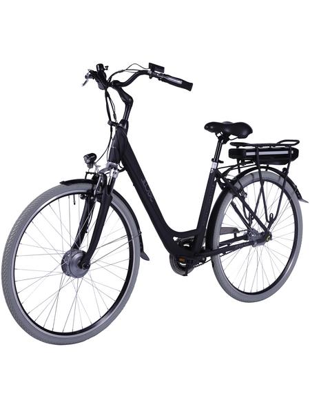 "LLOBE E-Citybike »Metropolitan Joy«, 28"", 3-Gang, 10 Ah"