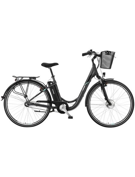 "TELEFUNKEN E-Citybike »RC830 Multitalent«, 28"", 3-Gang, 10.4 Ah"