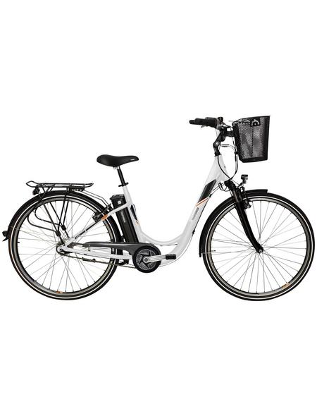 "TELEFUNKEN E-Citybike »RC860 Multitalent«, 28"", 7-Gang, 10.4 Ah"