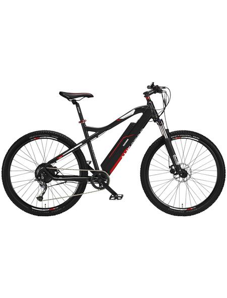 """TELEFUNKEN E-Mountainbike »Aufsteiger M920«, 27,5"""", 9-Gang, 10.4 Ah"""