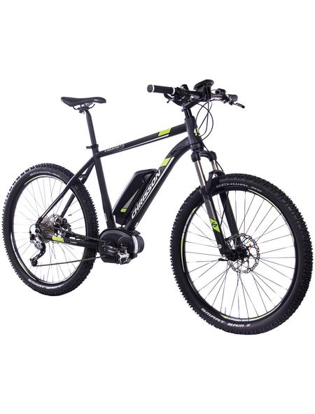 "CHRISSON E-Mountainbike »E-Mounter 1.0«, 27,5 "", 9-Gang, 8.2 Ah"