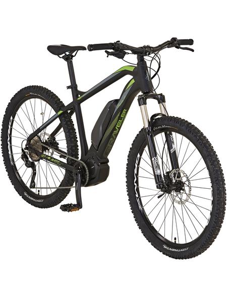"PROPHETE E-Mountainbike »GRAVELER e7series HT 20.ETM.10«, 27,5 "", 10-Gang, 14 Ah"
