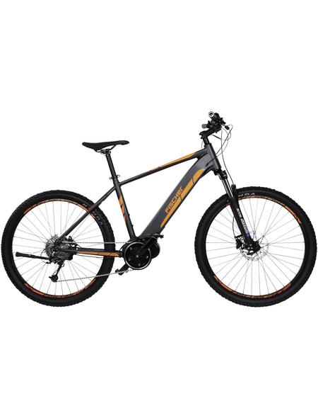"""FISCHER FAHRRAEDER E-Mountainbike »MONTIS 4.0i«, 27,5 """", 9-Gang, 8.8 Ah"""