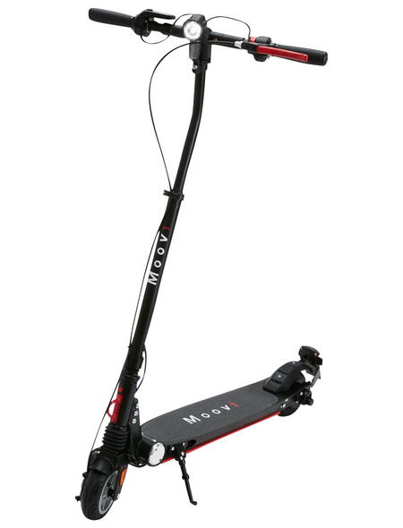 MOOVI E-Scooter »ES145A«, 20 km/h (max.), 187 W
