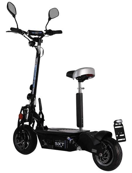 SXT SCOOTERS E-Scooter »SXT 1000«, max. 40 km/h, Reichweite: 40 km, weiß