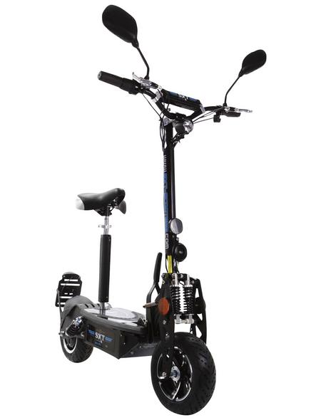 SXT SCOOTERS E-Scooter »SXT 500«, max. 20 km/h, Reichweite: 60 km, schwarz