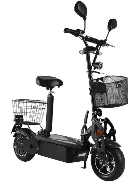 E-Streetroller »Didi Thurau«, 45 km/h (max.), schwarz