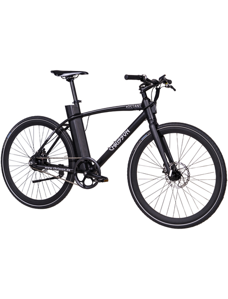 "CHRISSON E-Trekkingbike »eOctant Kettenantrieb«, 28"", 1-Gang, 10.2 Ah"