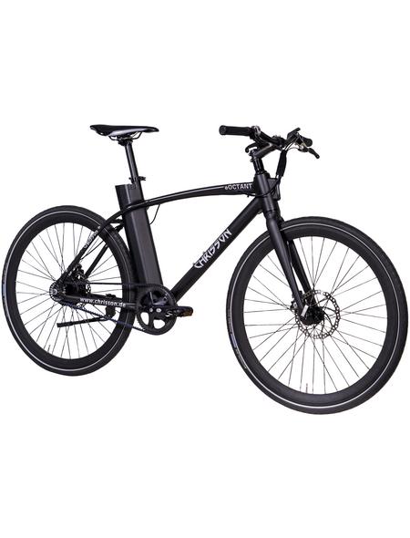 "CHRISSON E-Trekkingbike »eOctant Riemenantrieb«, 28"", 1-Gang, 10.2 Ah"