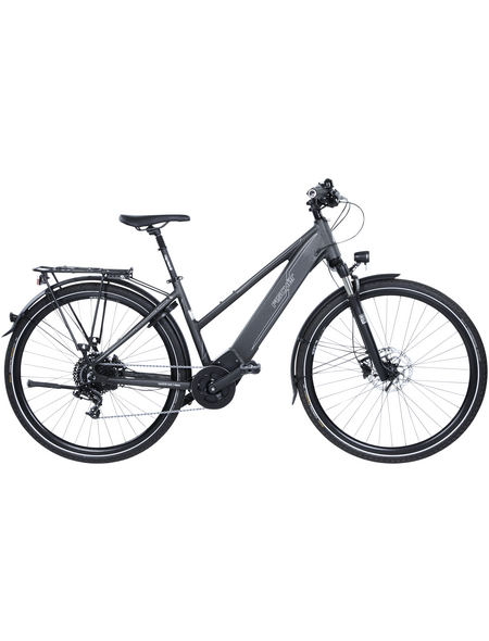 "FISCHER FAHRRAEDER E-Trekkingbike »VIATOR 6.0i Damen«, 28"", 10-Gang, 14 Ah"