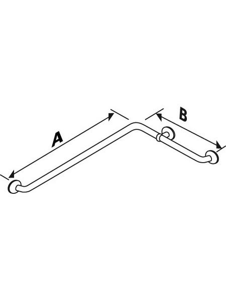 PRESSALIT® Eckhaltegriff »Plus«, Metall