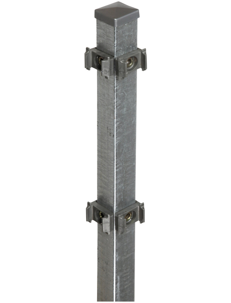FLORAWORLD Eckpfosten »Classic«, Stahl, BxLxT: 4 x 125 x 4 cm