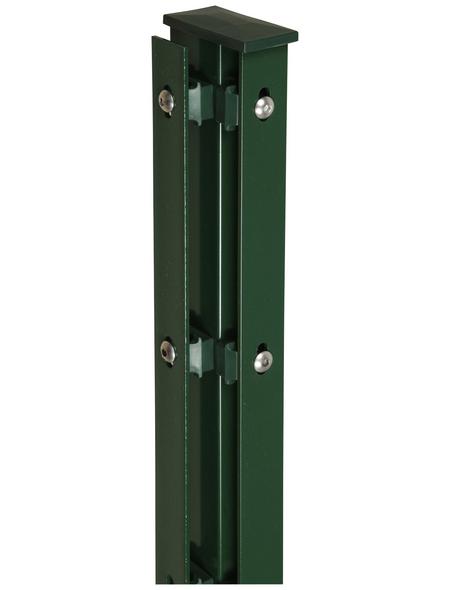 FLORAWORLD Eckpfosten »Premium«, Stahl, BxLxT: 6 x 260 x 4 cm
