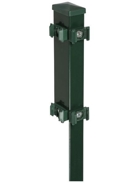 FLORAWORLD Eckpfosten, Stahl, BxHxL: 6 x 4 x 260 cm