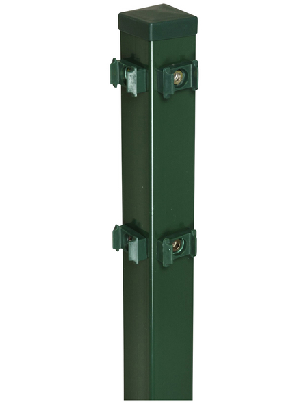 FLORAWORLD Eckpfosten, Stahl, BxHxL: 6 x 6 x 160 cm