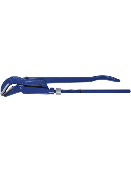CON:P Eckrohrzange, Blau, 1 1/2 Zoll, 180 mm