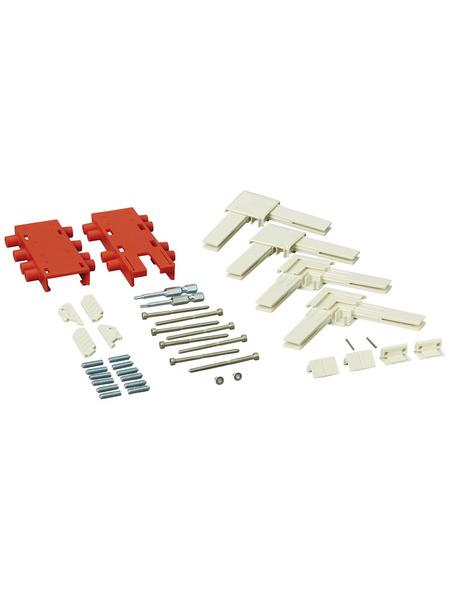 WINDHAGER Eckverbinder, Kunststoff, weiß