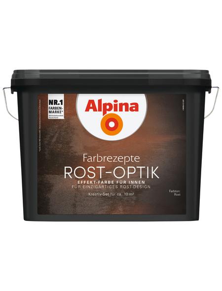 ALPINA Effektfarbe »Farbrezepte«, 1,2 l