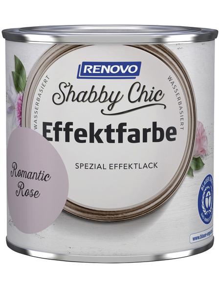 RENOVO Effektlack »Shabby Chic«, Romantic Rose, seidenmatt