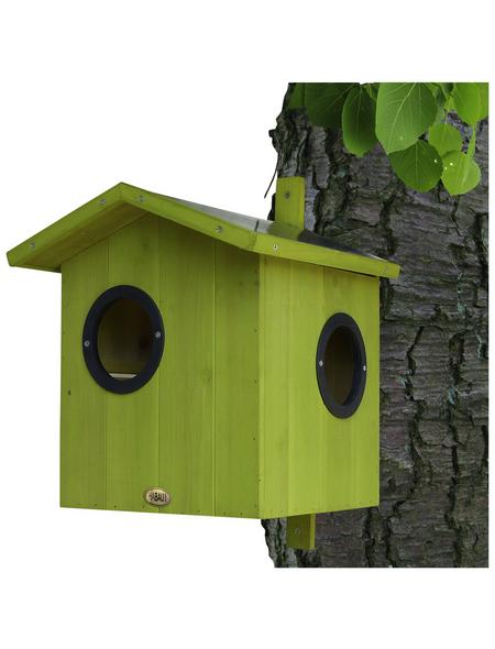 HABAU Eichhörnchen-Haus