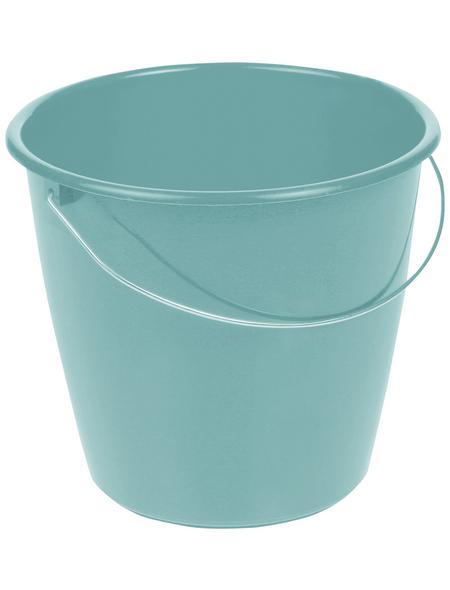 KEEEPER Eimer »Erik«, 5 l, aqua blue