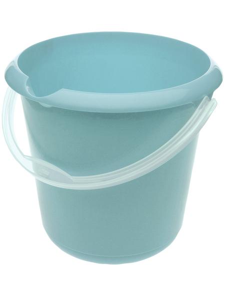 KEEEPER Eimer »Mika«, 10 l, aqua blue