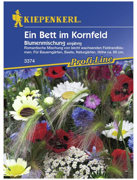 KIEPENKERL Ein Bett Im Kornfeld, Samen, Blüte: mehrfarbig
