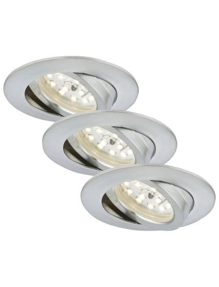 BRILONER Einbauleuchte »ATTACH«, LED, 5  W