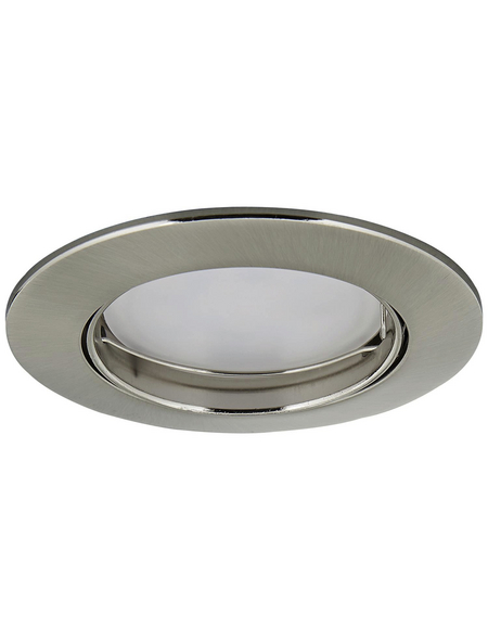 PAULMANN Einbauleuchte »Coin«, Aluminium/Zink